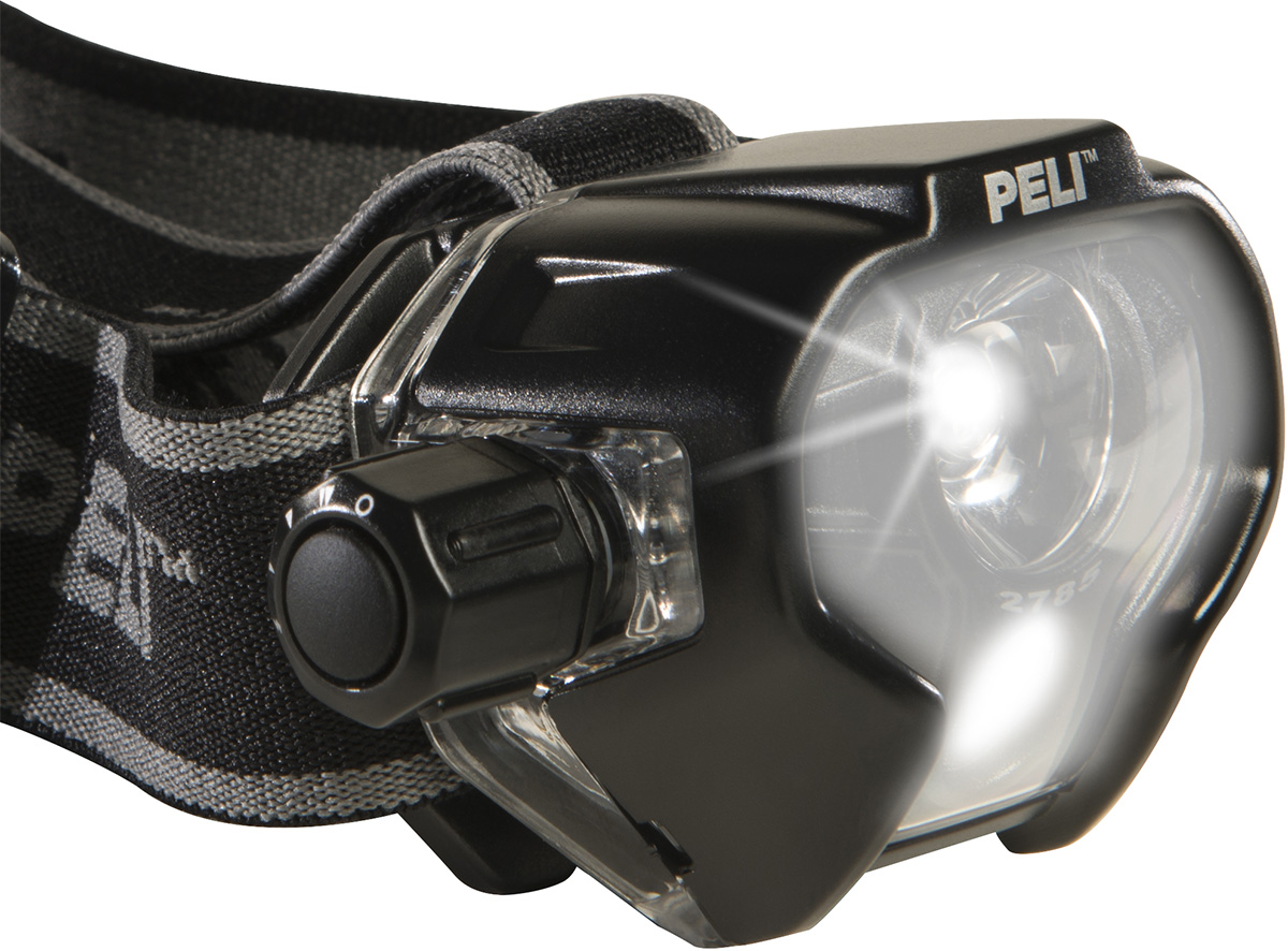 peli 2785z1 zone 1 atex led head lamp