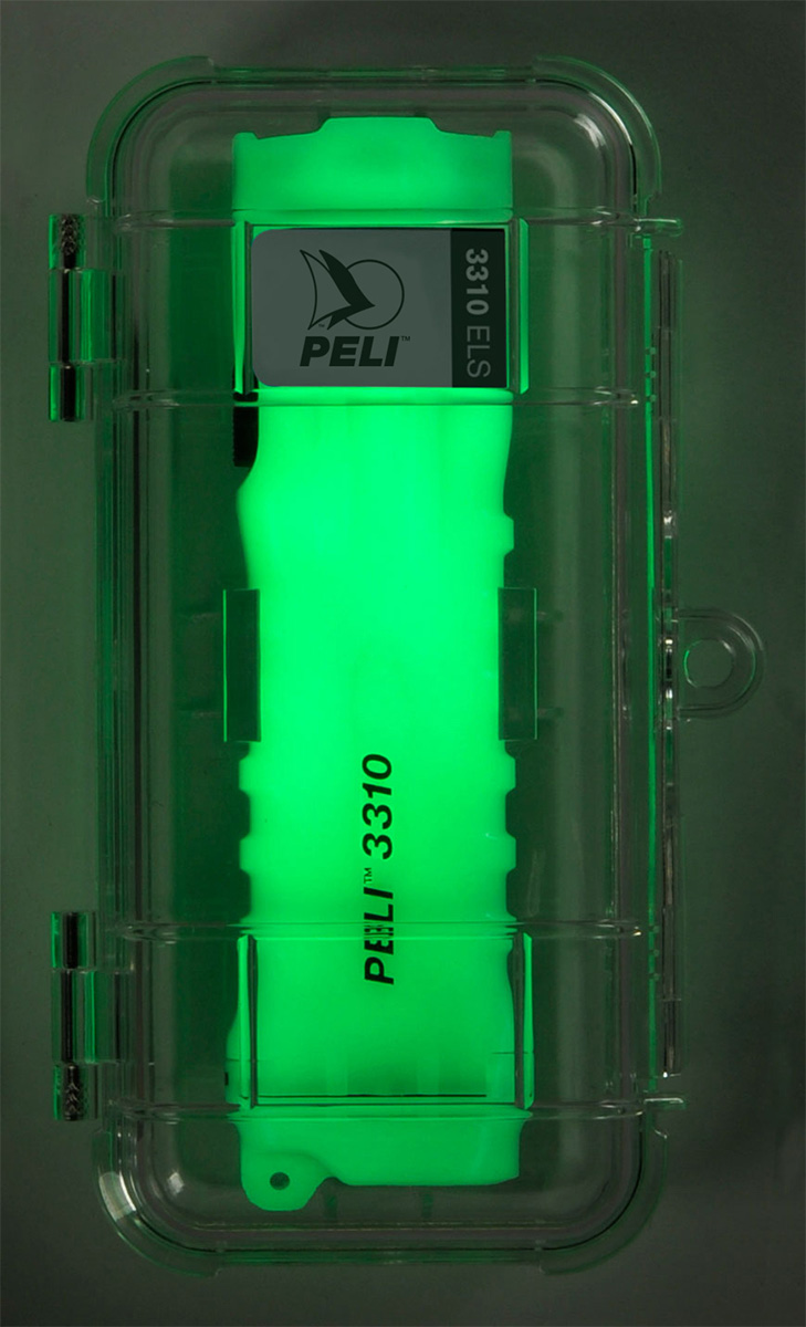 peli 3310els 3310 els glow in dark emergency torch
