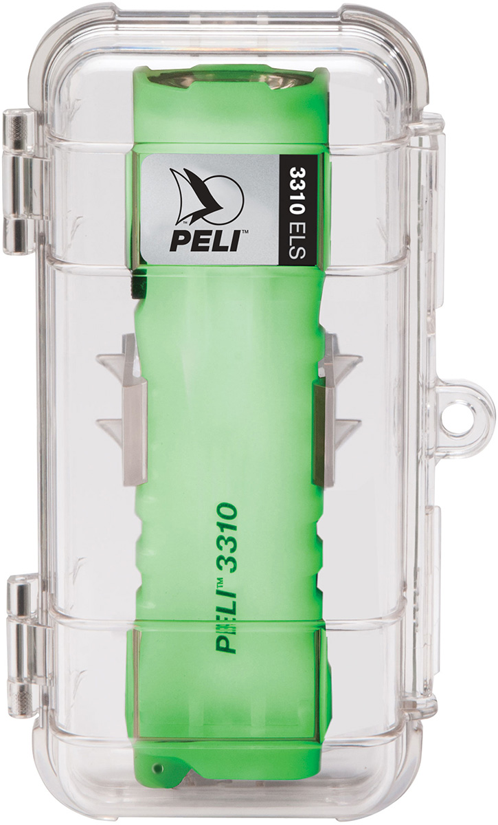 peli 3310els emergency light station torch