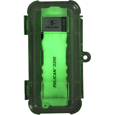 pelican 3310els best glow dark light flashlight
