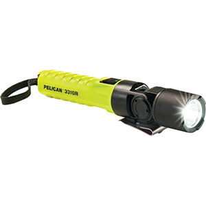 pelican 3310r-ra 3310r ra right angle veratile flashlight