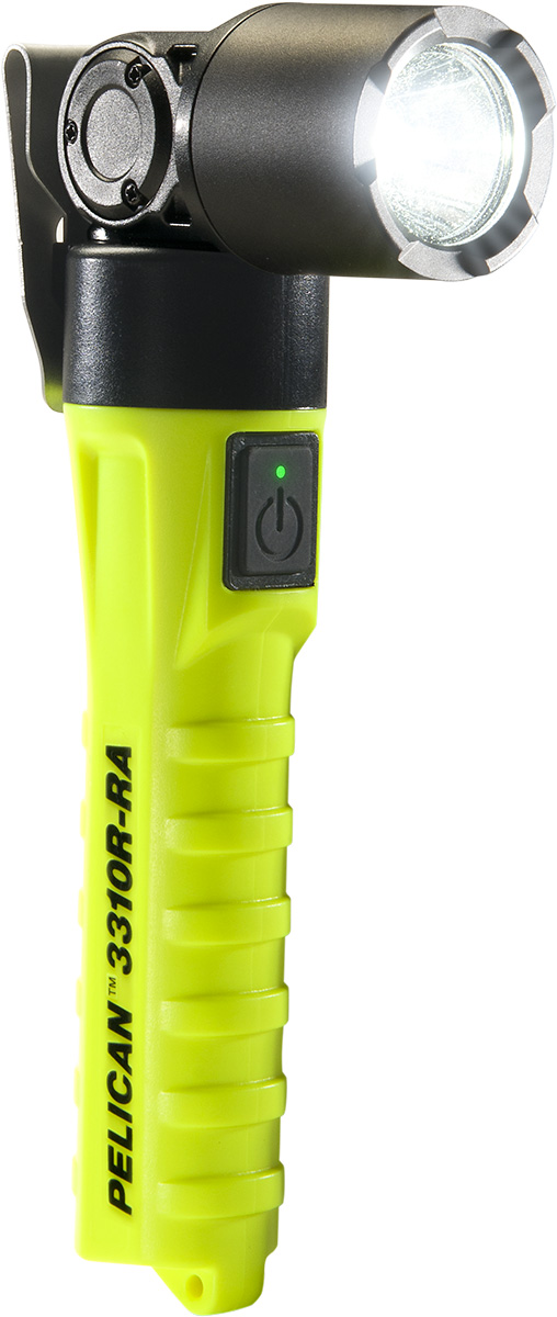 pelican 3310r-ra safety flashlight led light 3310r ra