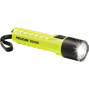 pelican 3310r boost mode powerful flashlight