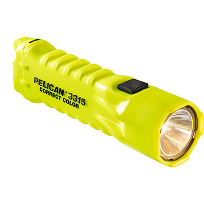 buy pelican color flashlight 3315cc
