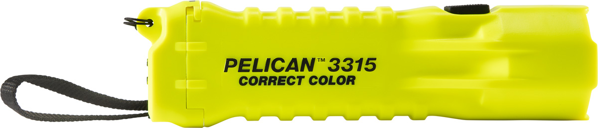 buy pelican color correct flashlight 3315cc
