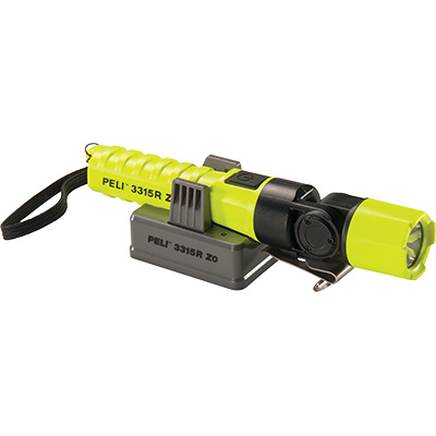 peli rechargeable torch atex certified 3315r