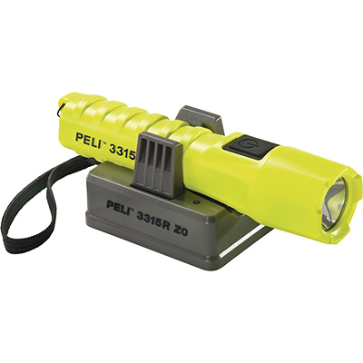 peli 3315rz0 atex rechargeable torch light