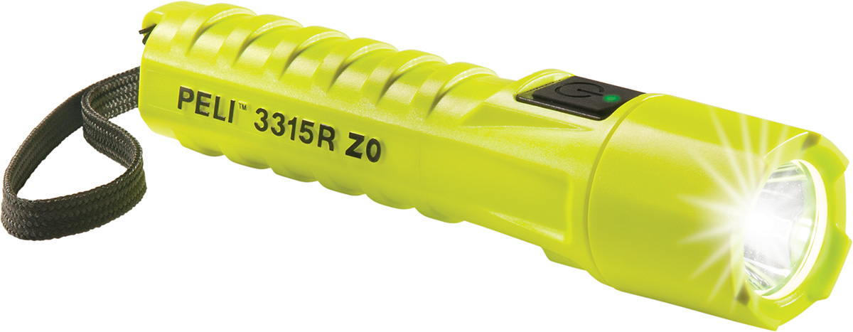 peli 3315rz0 atex safety flashlight torch