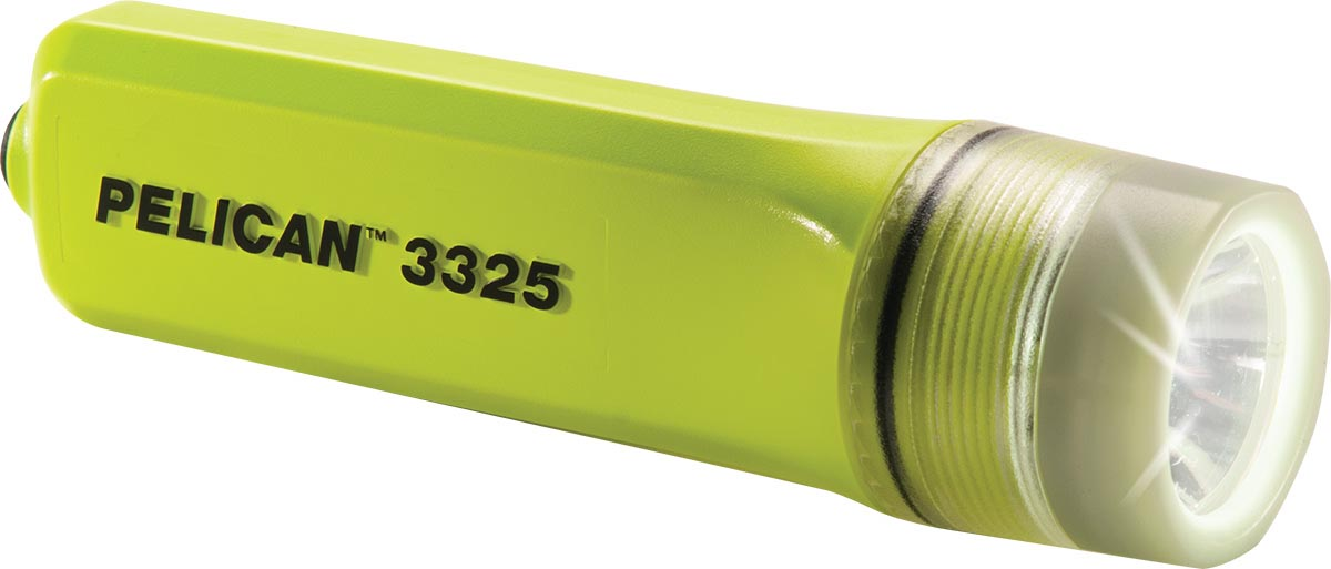 buy pelican safety approved flashlight 3325 led