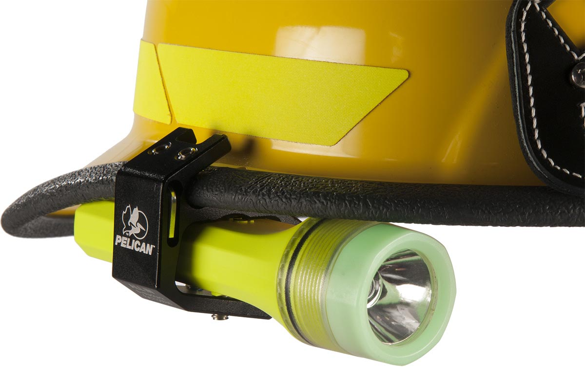shopping pelican 3325 flashlight blackjack helmet holder