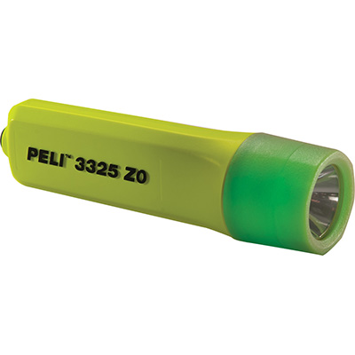 peli 3325z0 zone 0 atex torch glow in dark