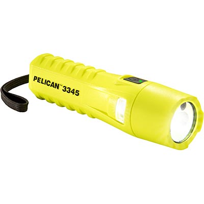 shop pelican flashlight 3345 safety certified light