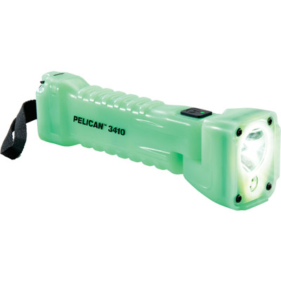 pelican 3410 safety light glow in the dark