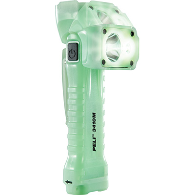 pelican 3410m magnetic flashlight right angle led flashlights