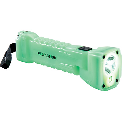peli 3410m flashlight led torch