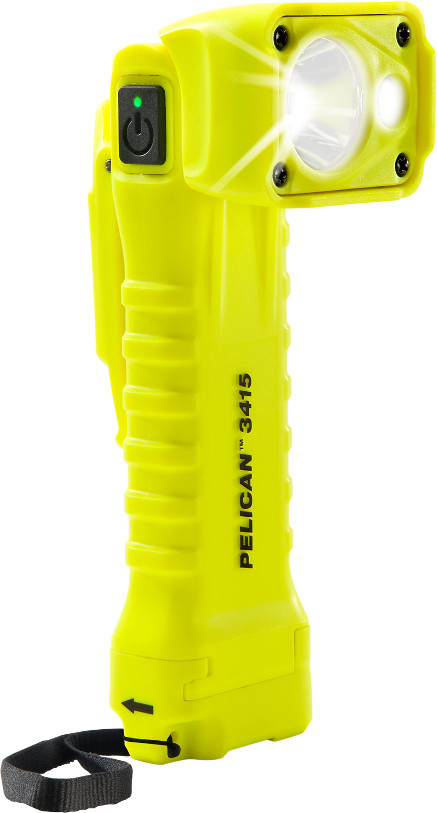 pelican 3415 safety light right angle flashlights