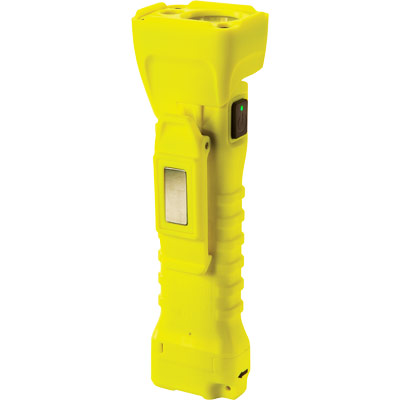pelican 3410m magnet clip safety flashlight