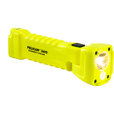 buy pelican flashlight 3415mcc color correct light