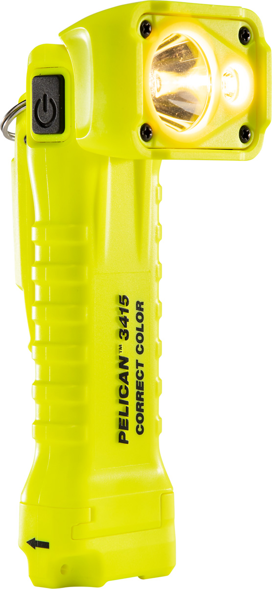 shop pelican flashlight 3415cc right angle light