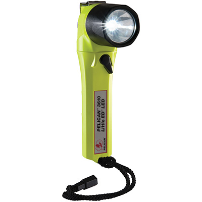 pelican right angle led emergency flashlight