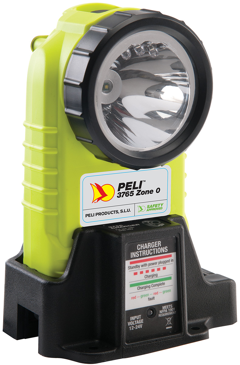 pelican 3765z0 peli safety torch zone 0 rechargable light