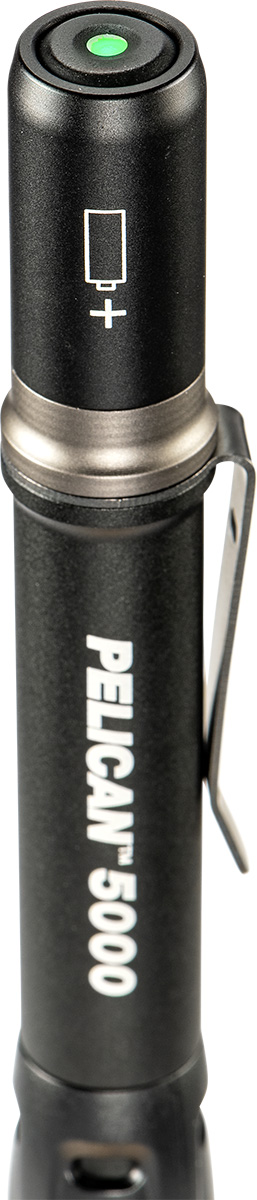 pelican 5000 battery powered flashlight