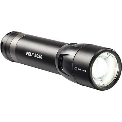 Linterna PELI 5020 LED Negra metalizada