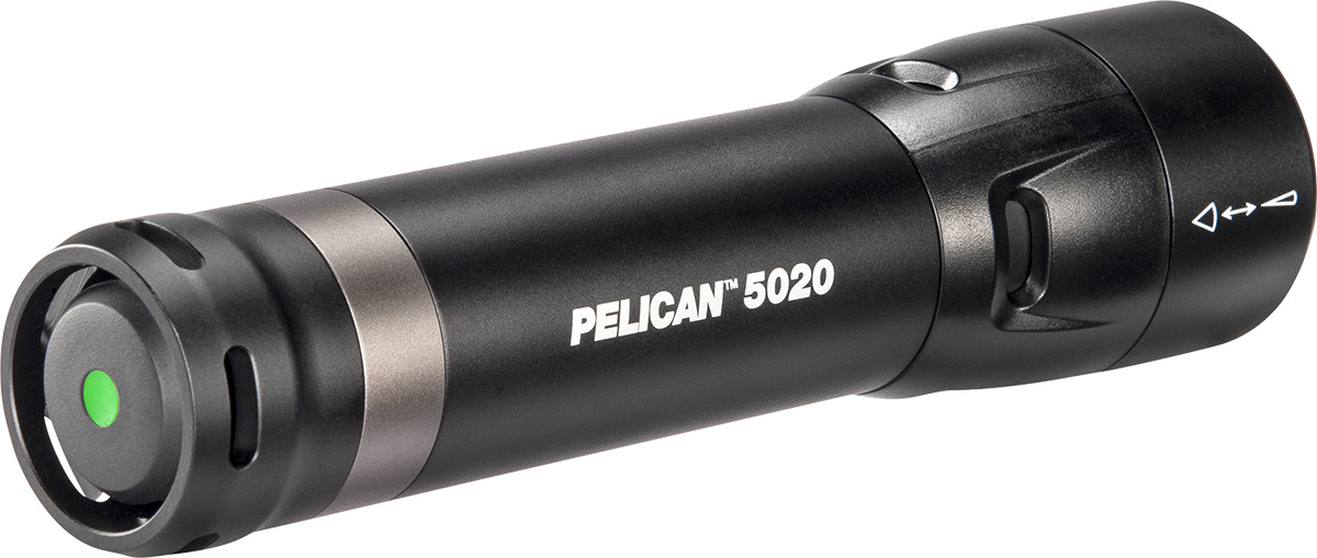 pelican 5020 tactical police flashlight