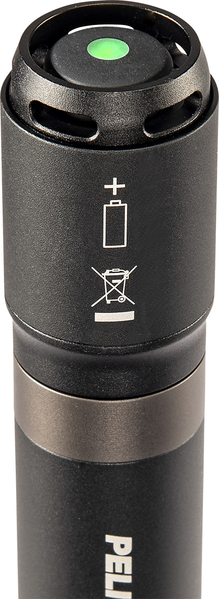 peli 5050r portable charging torch