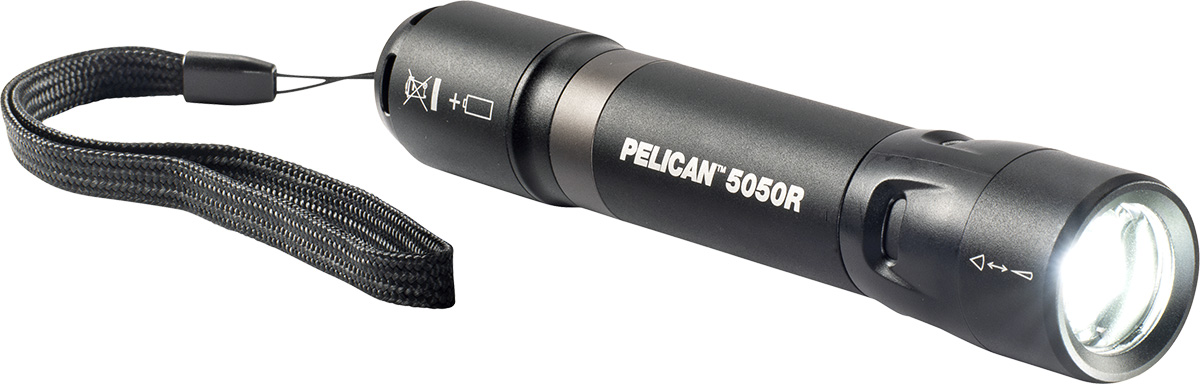 pelican 5050r tactical flood flashlight strap