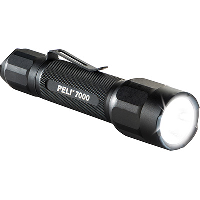 peli super bright 7000 led tactical torch