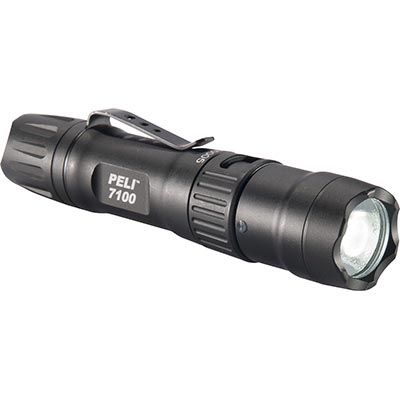 peli 7100 led tactical torch high lumens