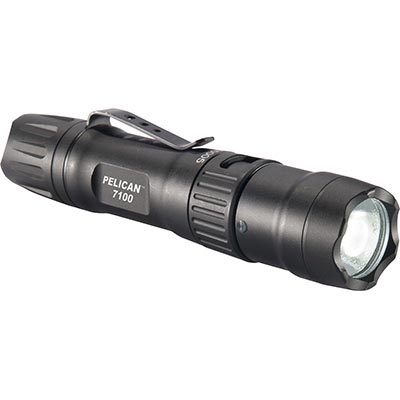 pelican products 7100 led tactical flashlight