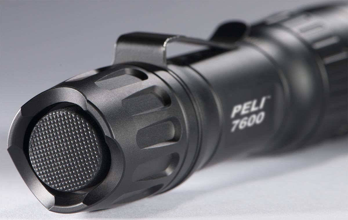 peli 7600 super bright led torch tactical