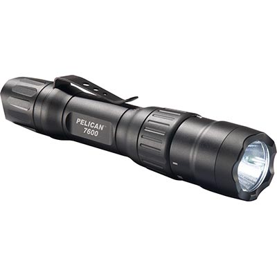 shop pelican tactical flashlight 7600 super led light
