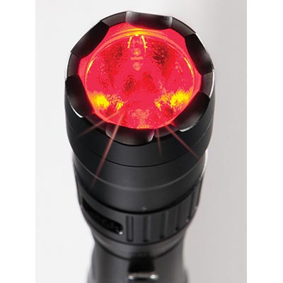 pelican led red light flashlight tactical