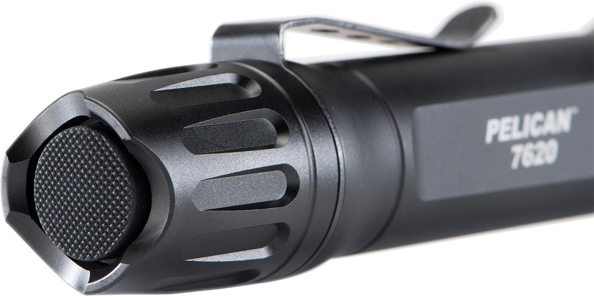 pelican 7620 tactical flashlight button clip