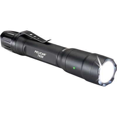 pelican 7620 tactical police flashlight