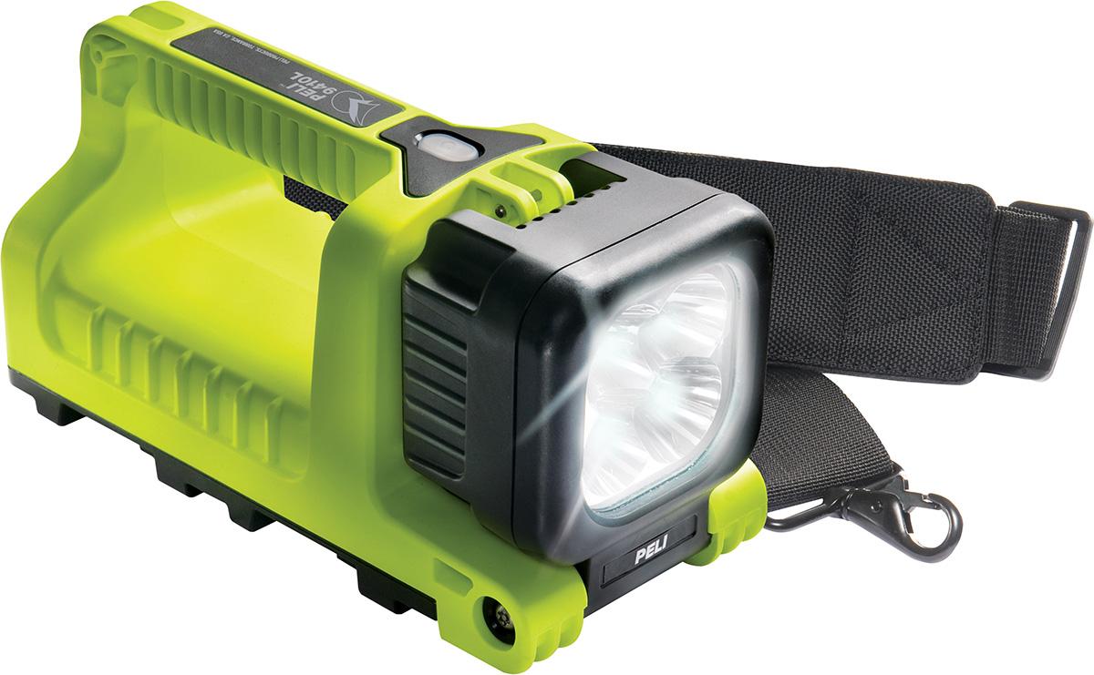 9410 L LINTERNA RECARG. 4 LED AMAR.