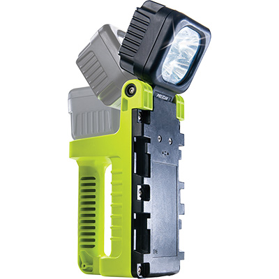 pelican 9415 flashlight rotating head light