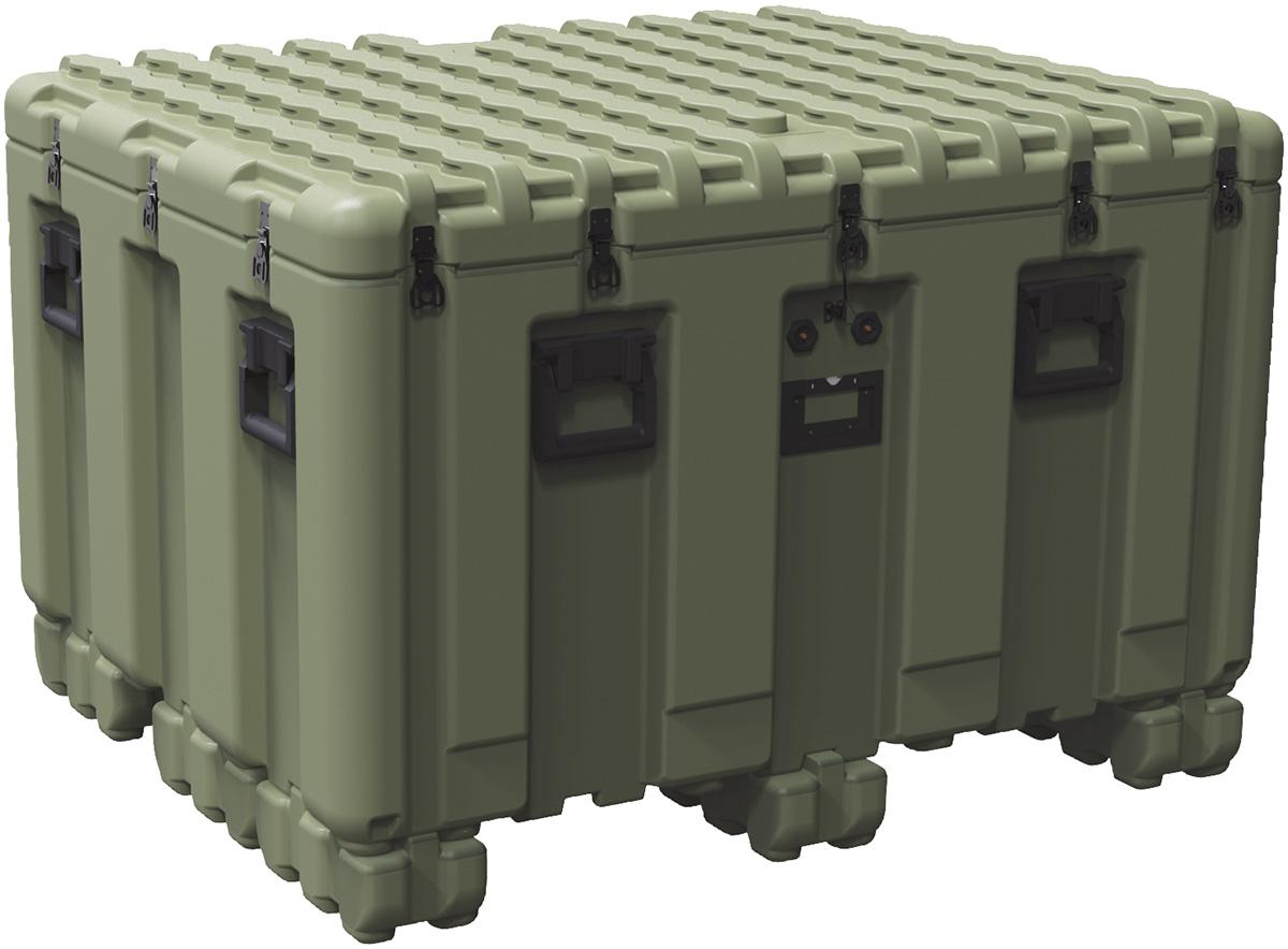 pelican peli products isp IS4537-2303 large plastic shipping pallet box  sc 1 st  Pelican & IS4537-2303 ISP Case | Pelican