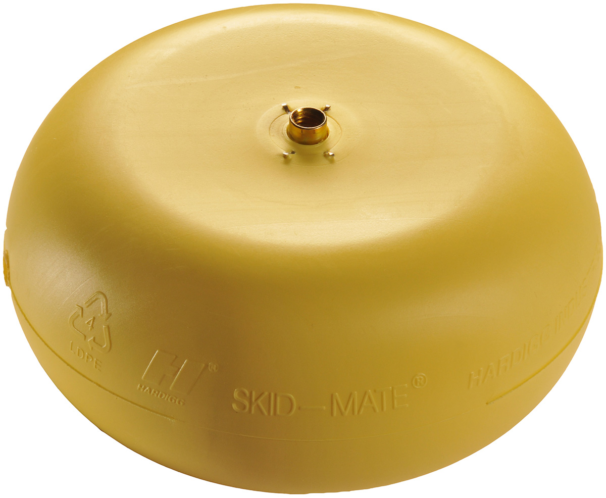 pelican peli products 35 630 080T skid mate yellow pallet t nut