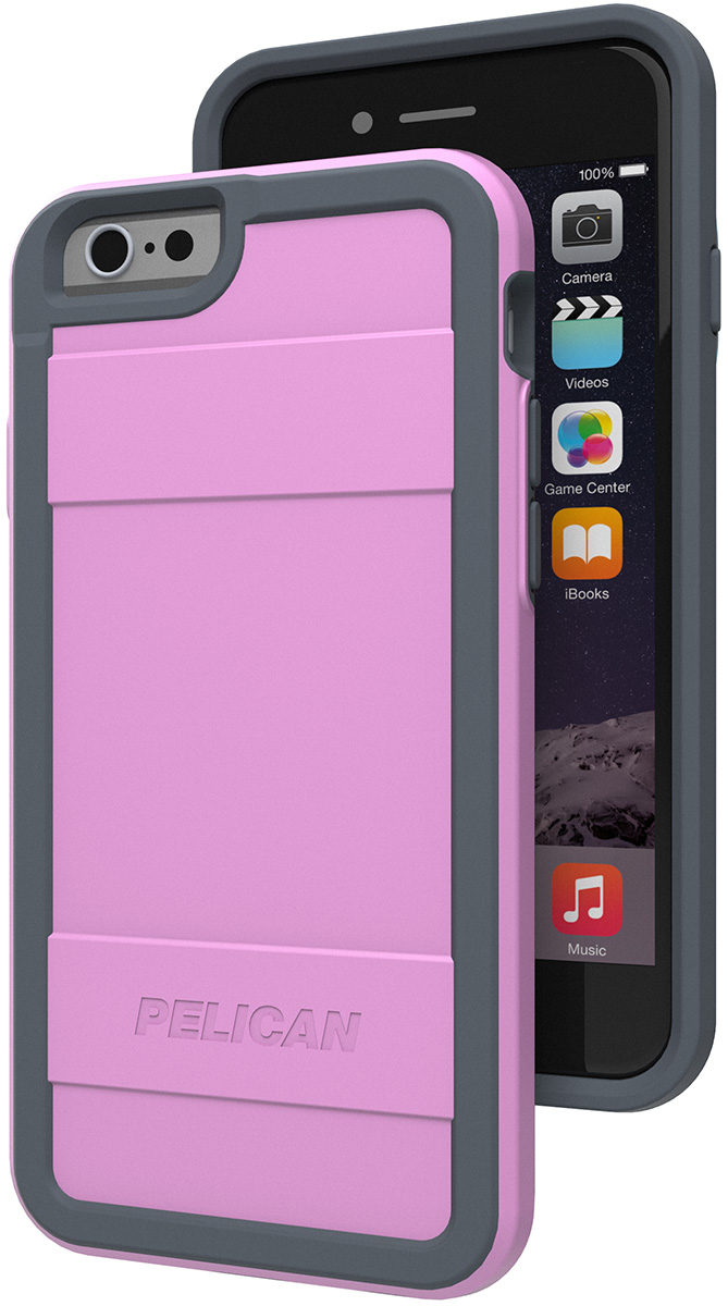 pelican peli products C02000 apple iphone 6s pink protective case