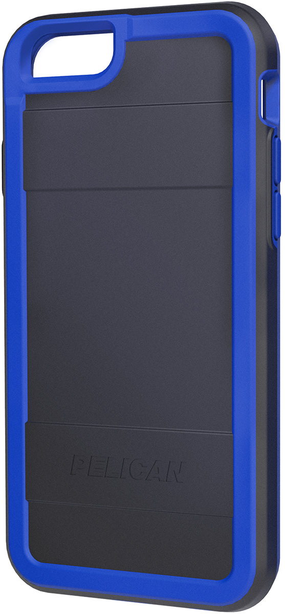 pelican peli products C02000 iphone 6s hard blue protective case