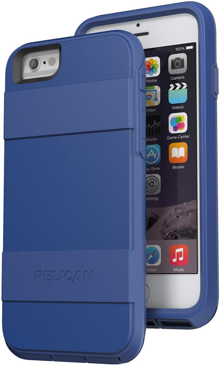 pelican peli products C02030 indigo iphone 6 6s phone hard case