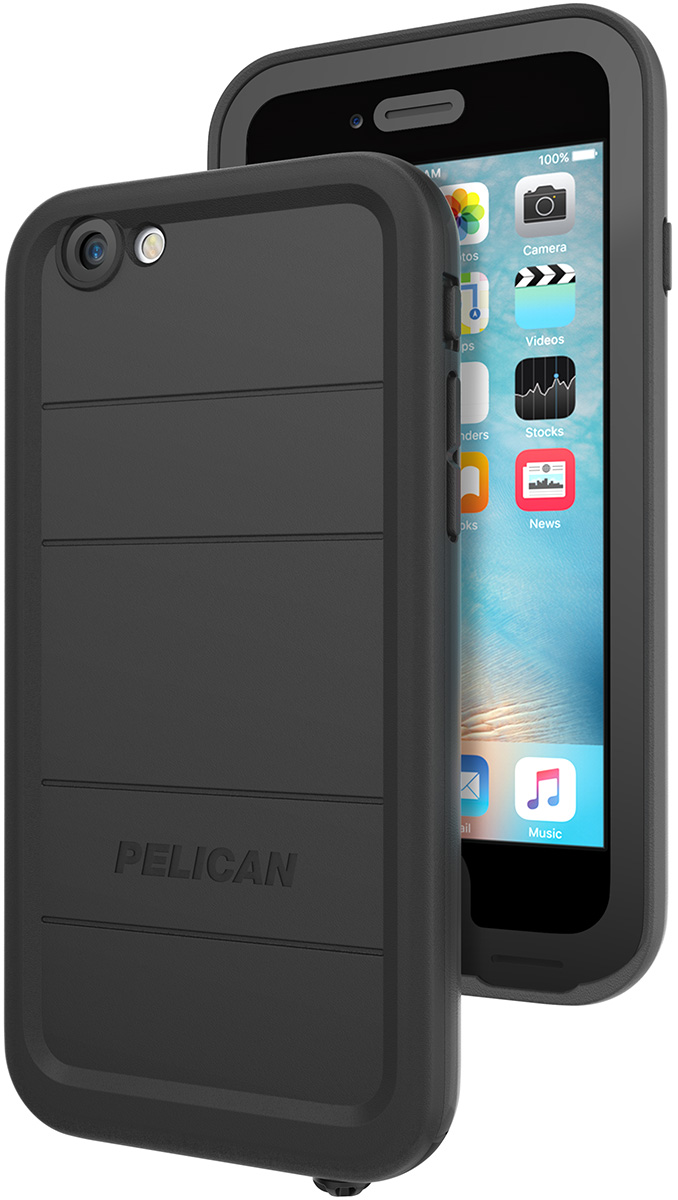 pelican marine waterproof iphone case c02040 underwater