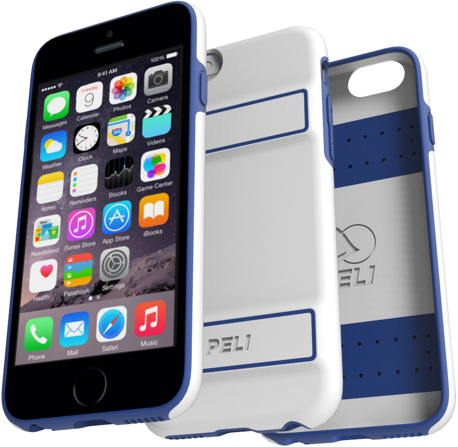 pelican peli products C02070 peli guardian apple iphone slim hard case