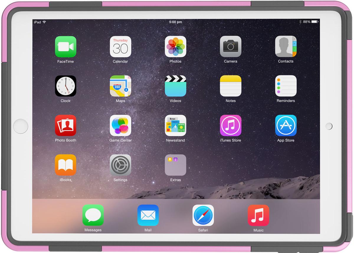 pelican voyager apple ipad air 2 c11030 pink tablet