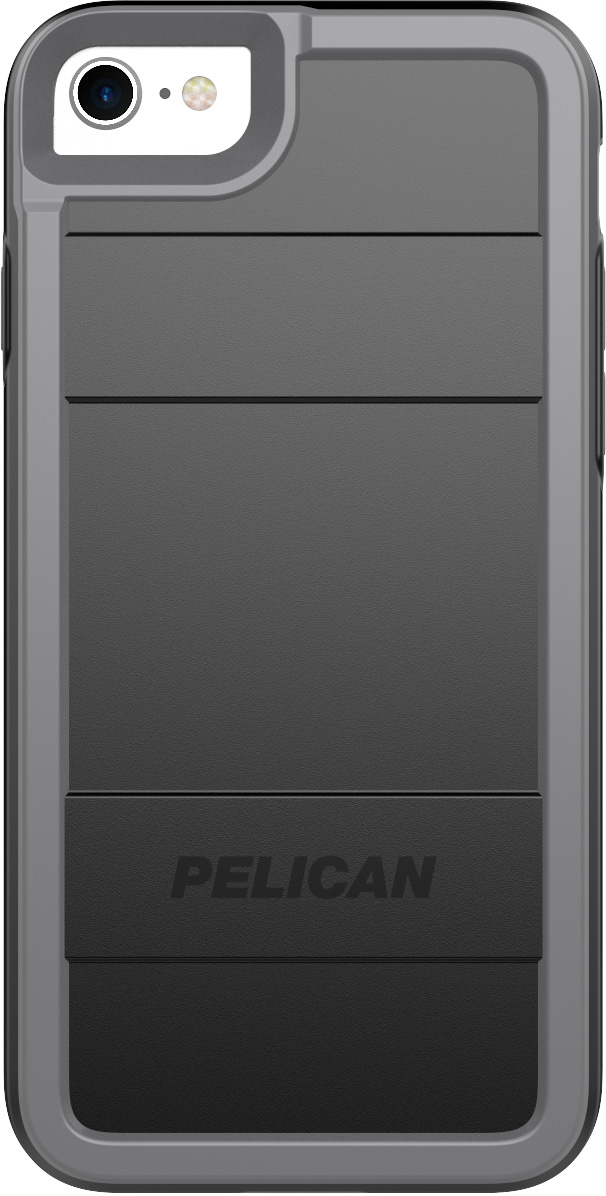 pelican protector iphone 7 8 phone case c23000 black
