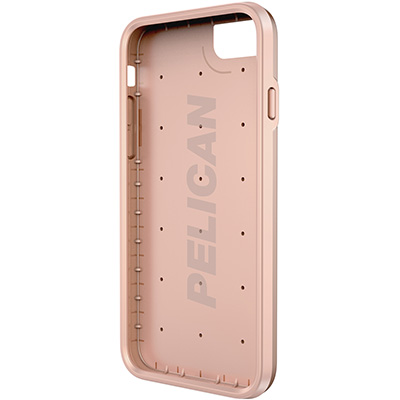 pelican protector iphone 7 8 phone case c23000 rose gold
